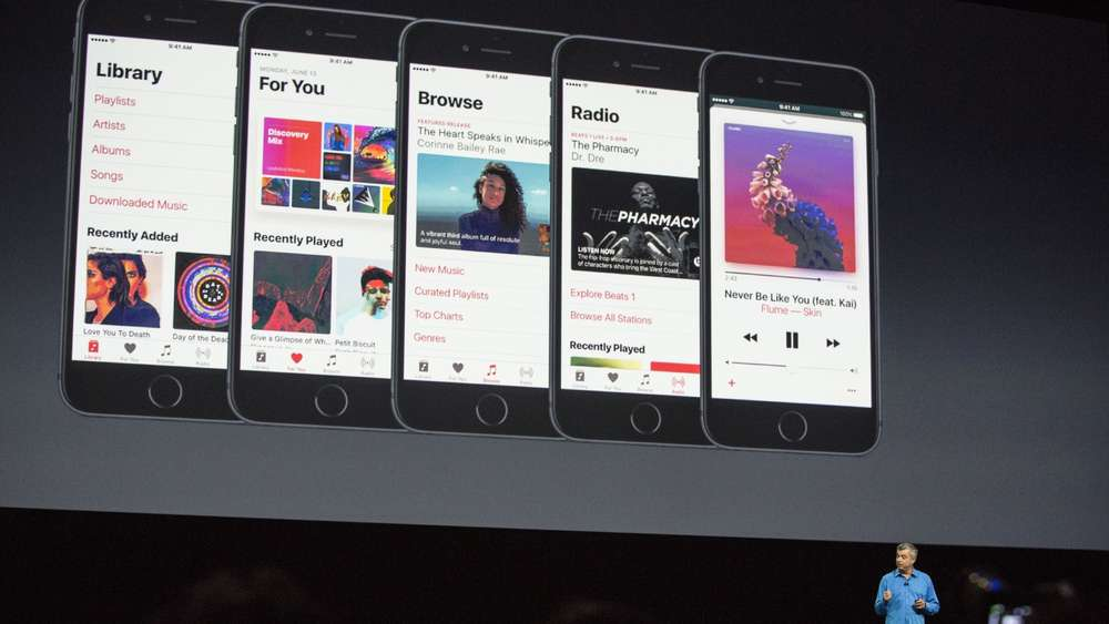 apple keynote wwdc 2016 apple music