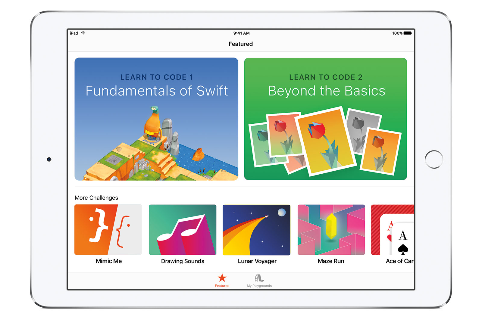 apple keynote wwdc 2016 swift playgrounds